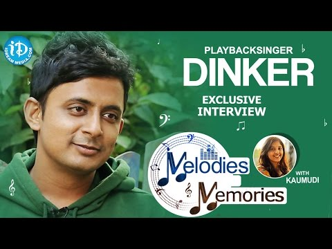 Singer Dinkar Exclusive Interview || Melodies And Memories