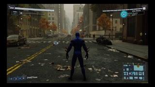 Spiderman Gameplay 16