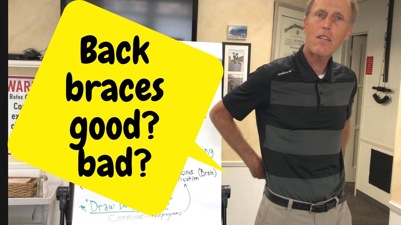 * BACK BRACES* CAN BACK BRACES HELP PREVENT BACK PAIN ...