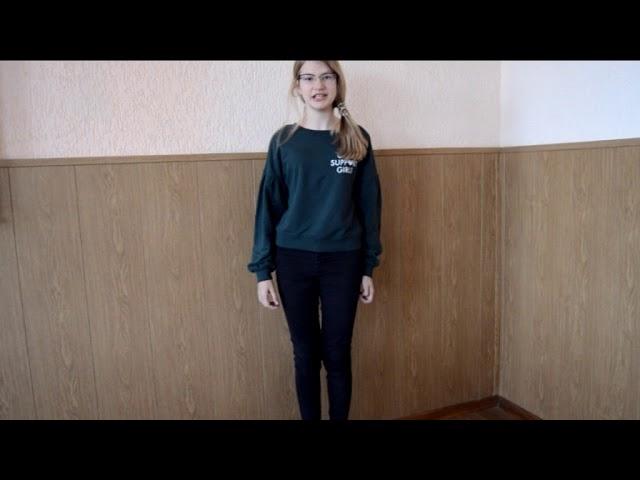 Изображение предпросмотра прочтения – АнастасияКлименко читает произведение «Уж сколько их упало в эту бездну...» М.И.Цветаевой
