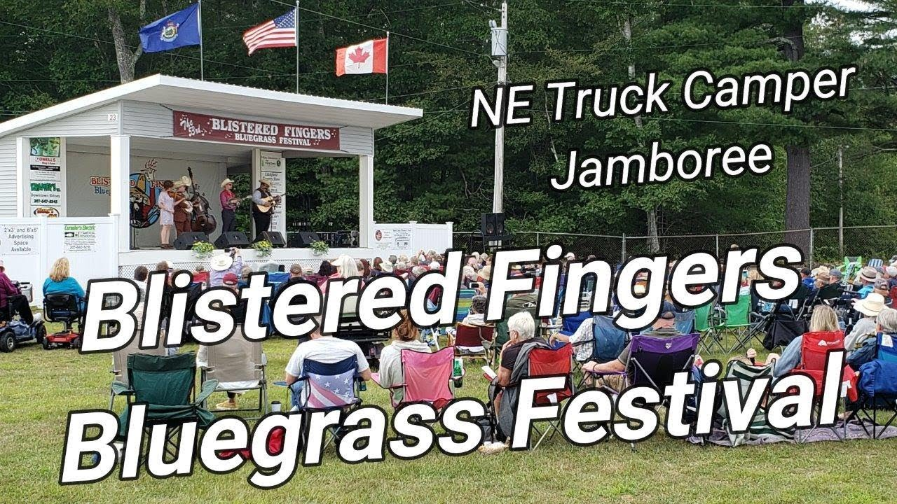 Blistered Fingers Bluegrass Festival 2019