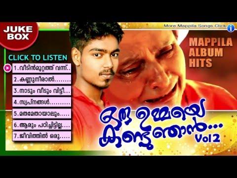 ഒരു ഉമ്മയെ കണ്ടു ഞാൻ Vol 2 || Jilshad Vallapuzha Hit Mappila Pattukal | Mappila Album Songs New 2016