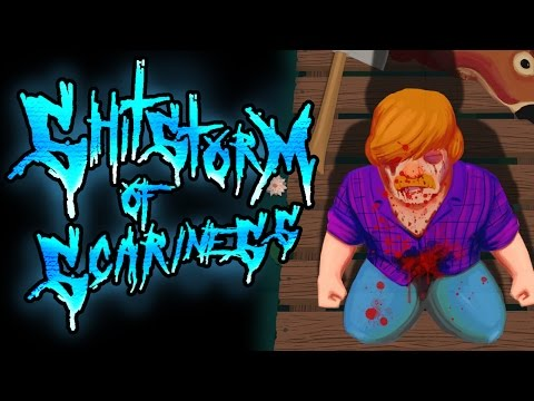 Lakeview Cabin Collection - Shitstorm 4: Matt and Pat's Scariness Marathon