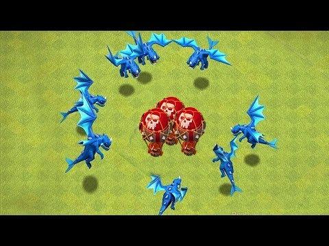 The BEST War ATTACKs w/ GALADON!!