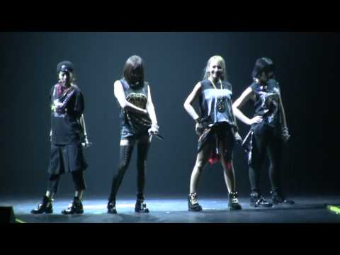 [FANCAM] 2NE1 - Fire + Can't Nobody @ 130629 GD's 1OAK Tour in Singapore