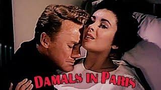 Damals in Paris (Liebesfilm in voller Länge, kompletter Film auf Deutsch, ganzer Film)
