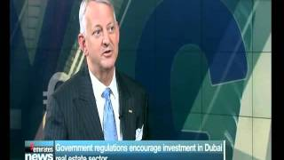 Budge Huskey, Interviewed on Dubai One TV