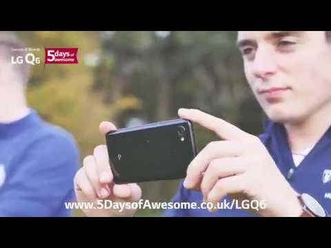 Download Youtube: LG Q6 | 5 Days of Awesome | John from University of Liverpool