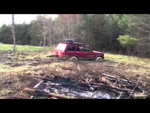 How to remove a xj jeep bumper easily!