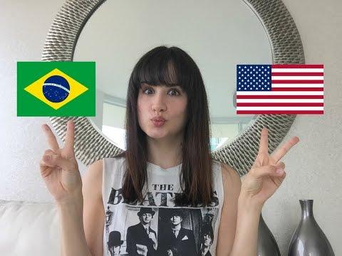 UNIVERSIDADE NOS EUA x BRASIL | Faculdade Americana x Brasileira