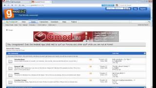 Gmod.biZ Teamspeak 3 Tutorial (How to setup Teamspeak3)