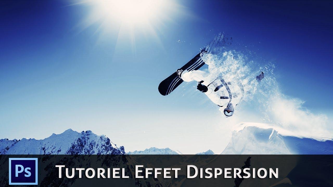 Formation photoshop cs5 cs6 effet de dispersion for Effet miroir photoshop cs5