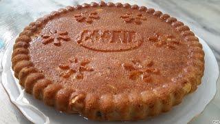 Recette du Gâteau aux noisettes (rapide à préparer)