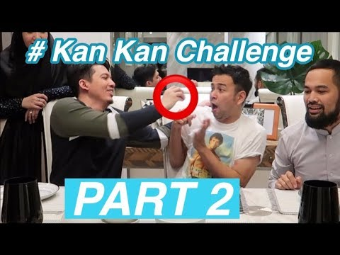KAN KAN challenge RAFFI Ahmad part 2