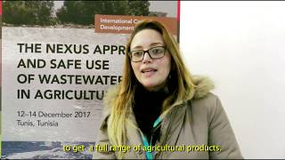 Promoting the Safe Use of Wastewater in Agriculture (SUWA) at the Science-Policy Interface