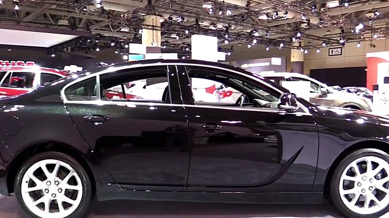 2017 Buick Regal Gs Se Limited Luxury Features Exterior And
