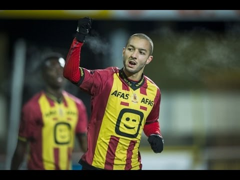 Sofiane Hanni⚫skills and goals⚫KV Mechelen⚫2015/2016