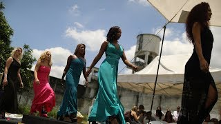 Brazil prison hosts beauty pageant for female prisoners