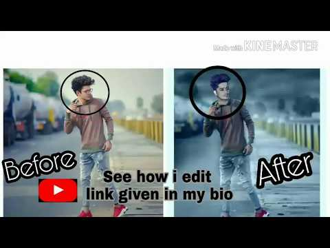 PicsArt amazing tricks }} How change face from other face by PicsArt   colour change New video 2018
