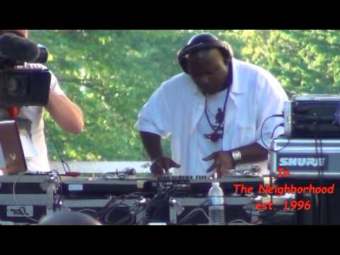 DJ KOOL HERC Block Party