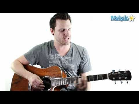 """How to Play """"Glycerine"""" by Bush on Guitar (Practice Video)"""