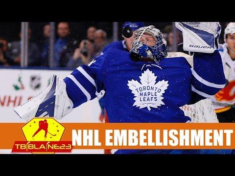 NHL Embellishments/Dives