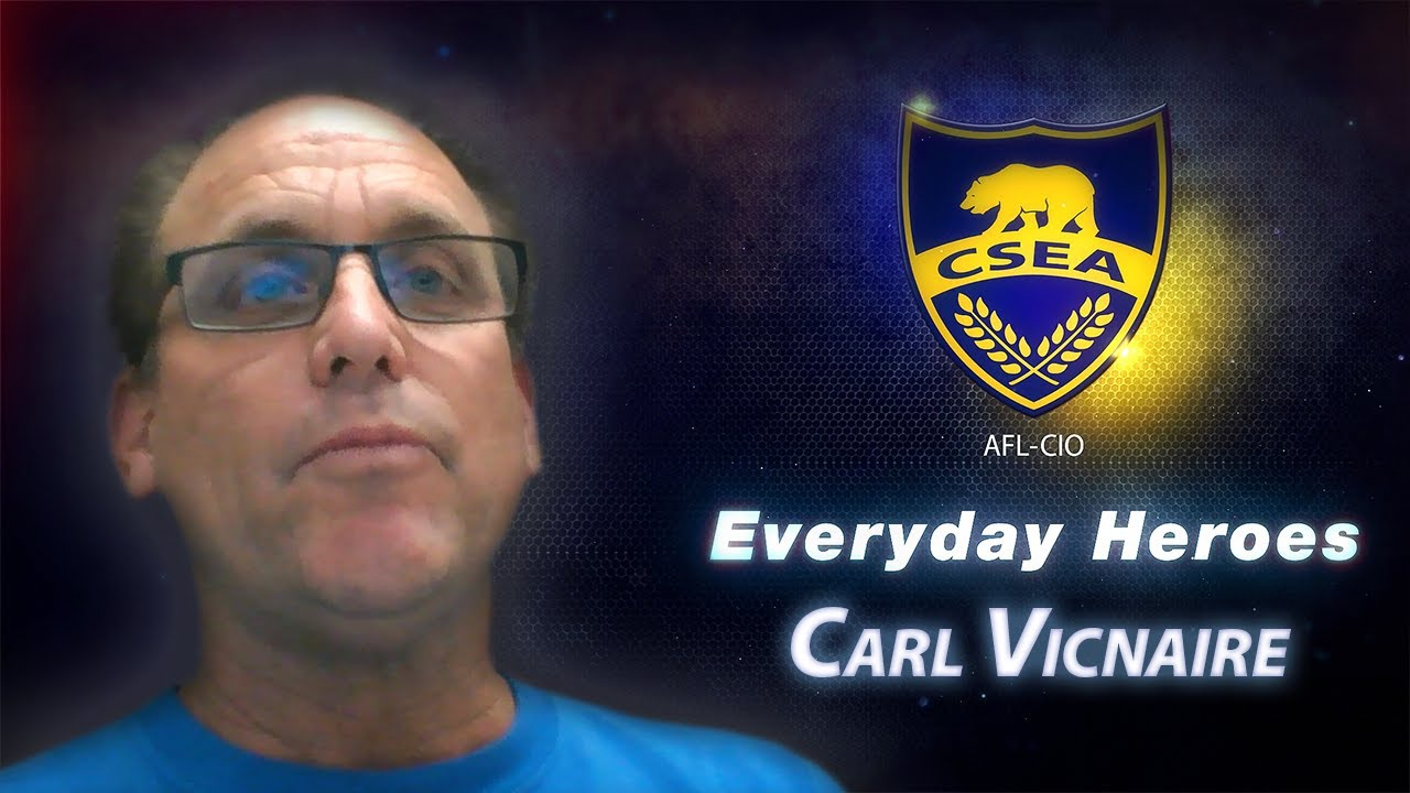 Everyday Hero Carl Vicnaire