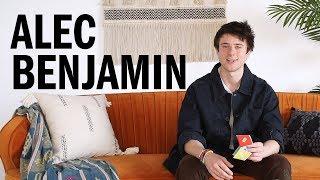 Alec Benjamin Kicks Our A** — Open Up