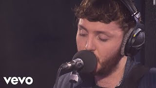 James Arthur Covers The Fray S How To Save A Life In The BBC Radio 1 Live Lounge