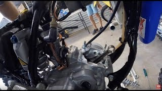 YZ85 TOP END ENGINE REBUILD THE EASY WAY