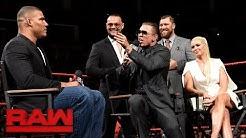 """Miz TV"" with special guest Jason Jordan: Raw, July 31, 2017"