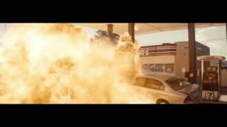 Man of steel  breaking benjamin defeated (music video)