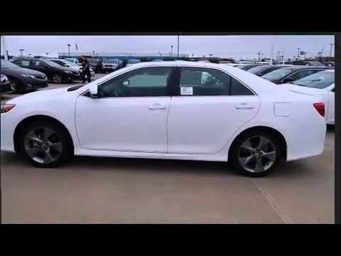 2014 toyota camry se sport in oklahoma city ok 73131 youtube. Black Bedroom Furniture Sets. Home Design Ideas