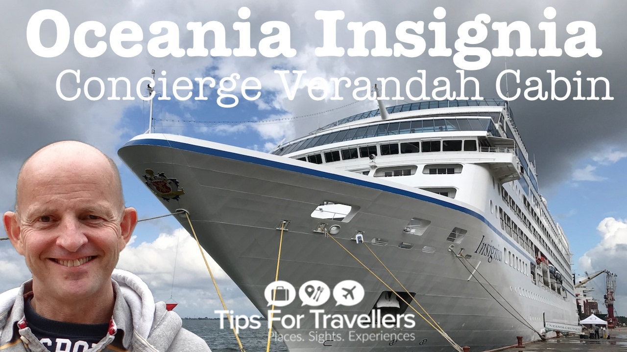 Oceania Cruises Insignia Concierge Veranda Cabin : Could you cruise in this  stateroom??