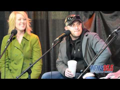JUSTIN MOORE TALKS KANYE & NEW MUSIC WITH JIM & DEB