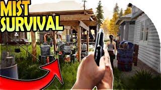 MIST SURVIVAL -*NEW* OPEN WORLD BASE BUILDING + ZOMBIE SURVIVAL GAME - Mist Survival Gameplay Part 1