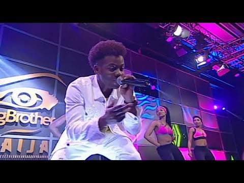 Korede Bello performs his new single Work It on Big Brother Naija #BBNaija