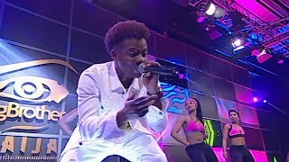 Video Korede Bello performs his new single Work It on Big Brother Naija #BBNaija download MP3, 3GP, MP4, WEBM, AVI, FLV April 2018