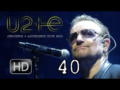 U2 - 40 (U2ie Tour Live from Chicago - DVD Format)