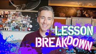 Week 2 Lesson Breakdown | A Week in the Life of a Teacher | High School Teacher Vlog