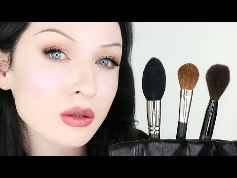 My Favourite Makeup Brushes & Tools | John Maclean