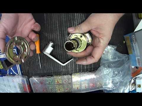 One Sided Handle Lock - Half Set Lock