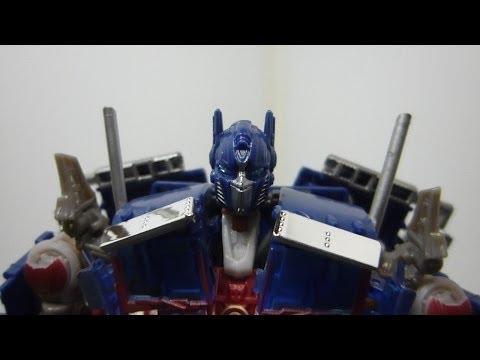felzbug Reviews AD-12 Revenge Optimus Prime Takara