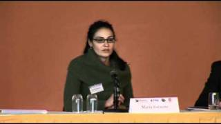 Improving access to housing for Roma: Maria Faraone (Oxford Brookes)