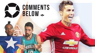 Ronaldo To Make £175 million Return To Man United? | Comments Below thumbnail