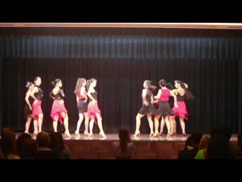 2016 Ladies Ballroom Cha Cha @ Monash DanceSport