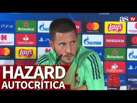 Hazard explica qué le está fallando y qué va a cambiar para enamorar al madridismo | Diario AS