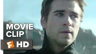 The Hunger Games: Mockingjay - Part 1 Movie CLIP #5 - Gale