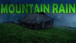 🎧 Misty Mountain Rain & Light Thunderstorm   Ambient Noise Rainy Sleep Sounds, @Ultizzz day#67