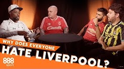 The reasons why EVERYONE hates Liverpool! | A Tenner Says